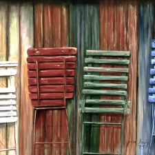 Garden Shed Chairs